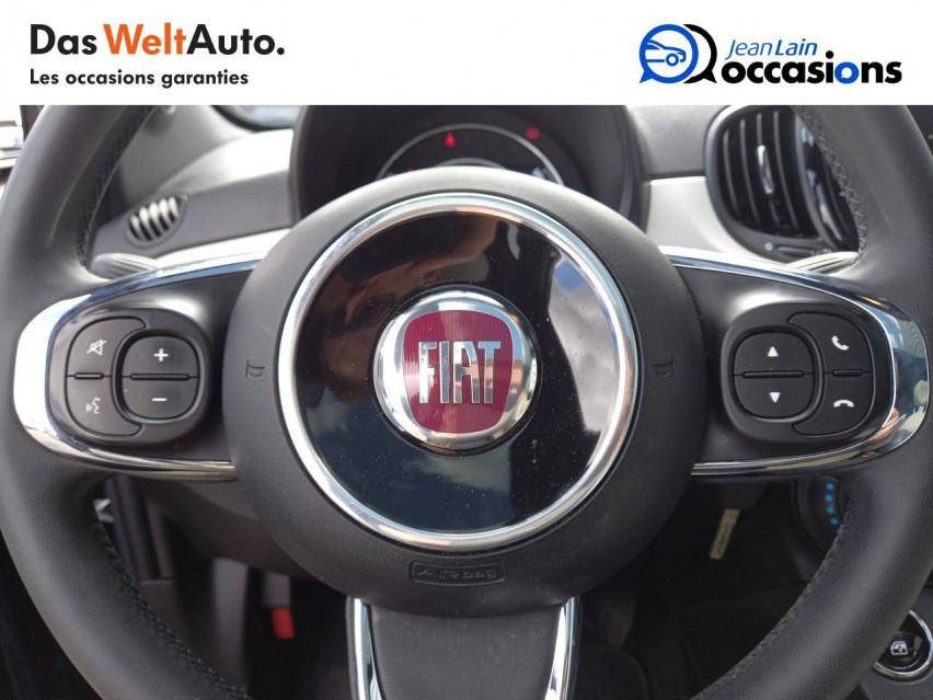 FIAT 500 MY20 SERIE 7 EURO 6D 500 1.2 69 ch Eco Pack S/S Star 08/07/2019                                                      en vente à Ville-la-Grand - Image n°12