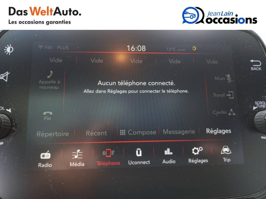 FIAT 500 MY20 SERIE 7 EURO 6D 500 1.2 69 ch Eco Pack S/S Star 08/07/2019                                                      en vente à Ville-la-Grand - Image n°16