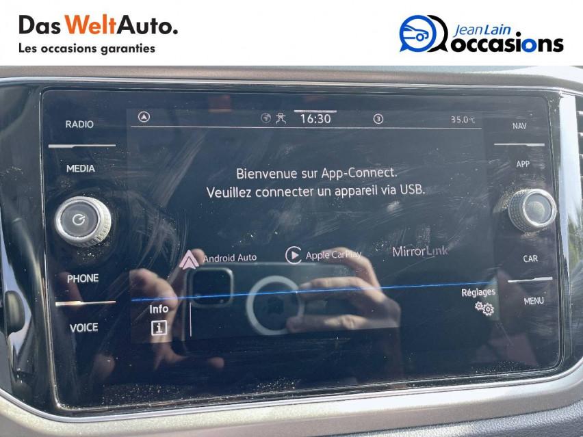 VOLKSWAGEN T-ROC T-Roc 2.0 TDI 150 Start/Stop DSG7 Lounge 30/10/2020                                                      en vente à Crolles - Image n°16