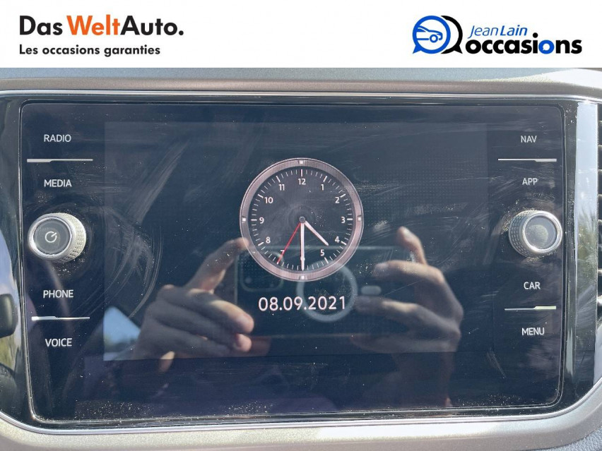 VOLKSWAGEN T-ROC T-Roc 2.0 TDI 150 Start/Stop DSG7 Lounge 30/10/2020                                                      en vente à Crolles - Image n°15