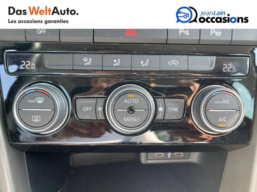 VOLKSWAGEN T-ROC T-Roc 2.0 TDI 150 Start/Stop DSG7 Lounge 30/10/2020                                                      en vente à Crolles - Image n°14