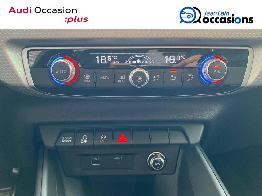 AUDI A1 SPORTBACK A1 Sportback 30 TFSI 116 ch S tronic 7 S line 30/11/2020                                                      en vente à Echirolles - Image n°14