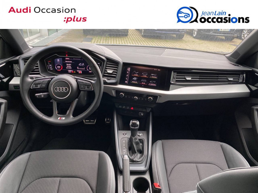 AUDI A1 SPORTBACK A1 Sportback 30 TFSI 116 ch S tronic 7 S line 30/11/2020                                                      en vente à Echirolles - Image n°18