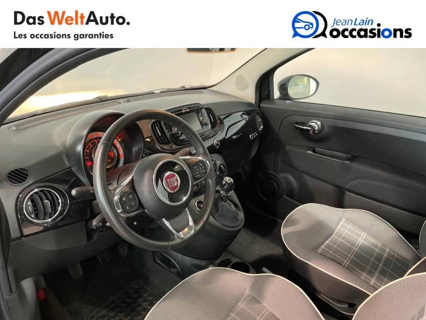 FIAT 500 MY17 500 1.2 69 ch Lounge 04/03/2019                                                      en vente à Seynod - Image n°11
