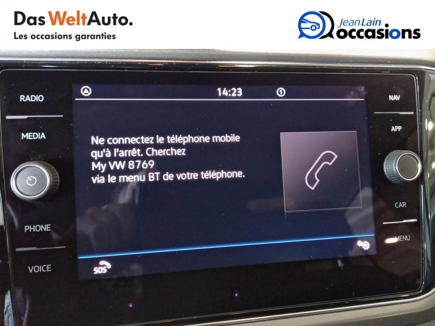 VOLKSWAGEN T-ROC T-Roc 2.0 TDI 150 Start/Stop DSG7 Lounge 29/10/2020                                                      en vente à Ville-la-Grand - Image n°16