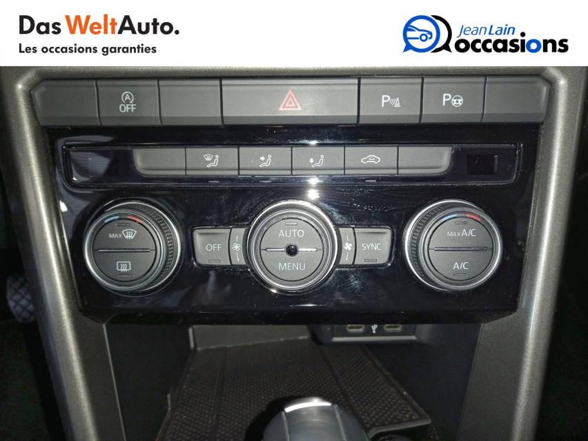 VOLKSWAGEN T-ROC T-Roc 2.0 TDI 150 Start/Stop DSG7 Lounge 29/10/2020                                                      en vente à Ville-la-Grand - Image n°14