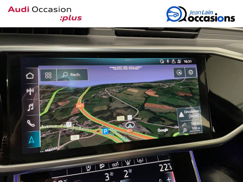 AUDI A6 ALLROAD A6 Allroad 50 TDI 286 ch Quattro Tiptronic 8 Avus Extended 13/11/2019                                                      en vente à Ville-la-Grand - Image n°15