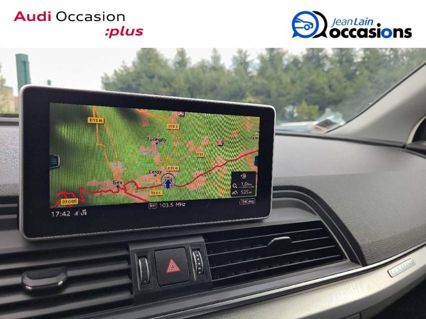 AUDI Q5 Q5 2.0 TDI 190 S tronic 7 Quattro Design Luxe 15/01/2018                                                      en vente à Cessy - Image n°15