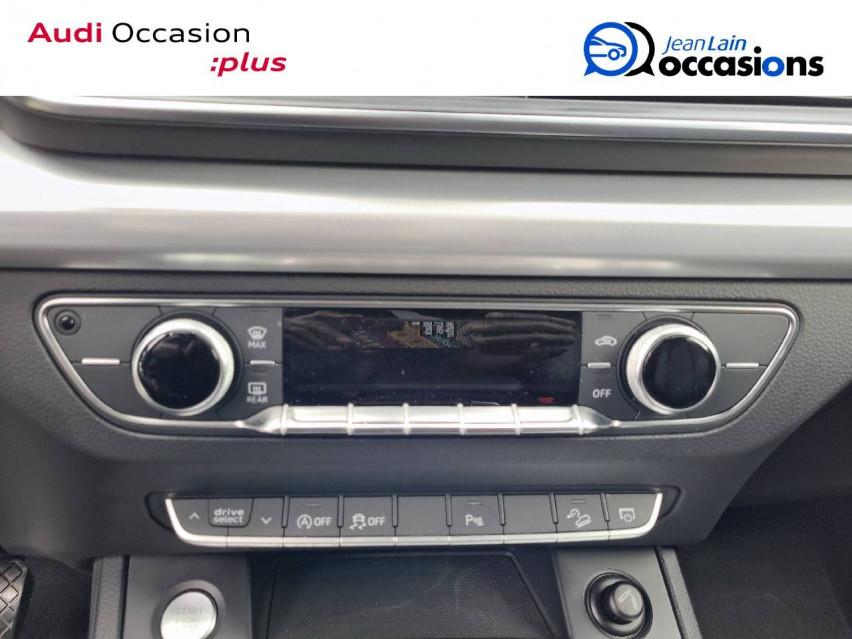AUDI Q5 Q5 2.0 TDI 190 S tronic 7 Quattro Design Luxe 15/01/2018                                                      en vente à Cessy - Image n°14