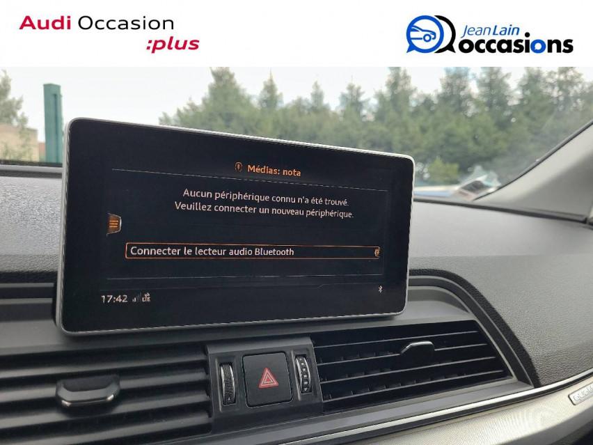 AUDI Q5 Q5 2.0 TDI 190 S tronic 7 Quattro Design Luxe 15/01/2018                                                      en vente à Cessy - Image n°16