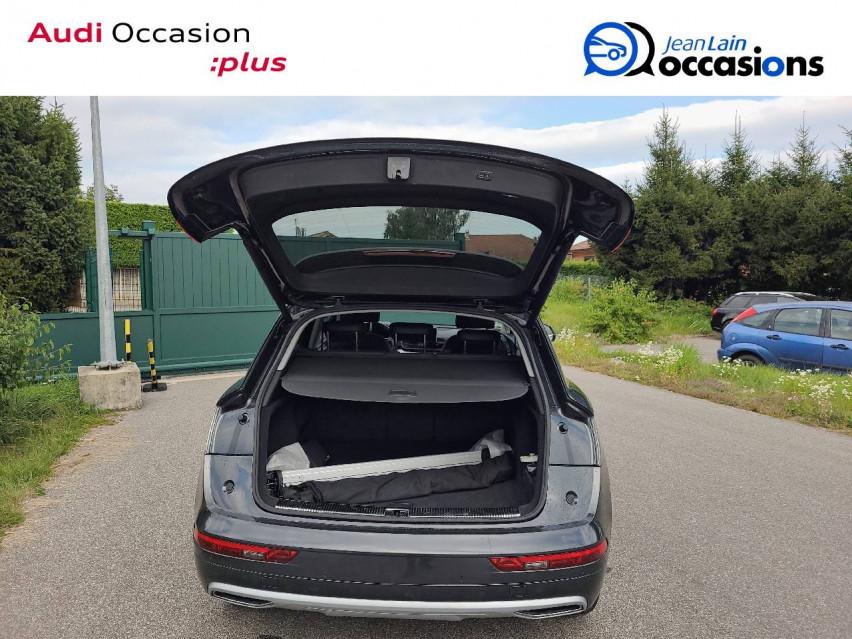 AUDI Q5 Q5 2.0 TDI 190 S tronic 7 Quattro Design Luxe 15/01/2018                                                      en vente à Cessy - Image n°10