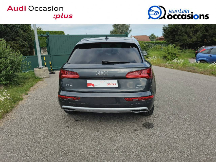 AUDI Q5 Q5 2.0 TDI 190 S tronic 7 Quattro Design Luxe 15/01/2018                                                      en vente à Cessy - Image n°6