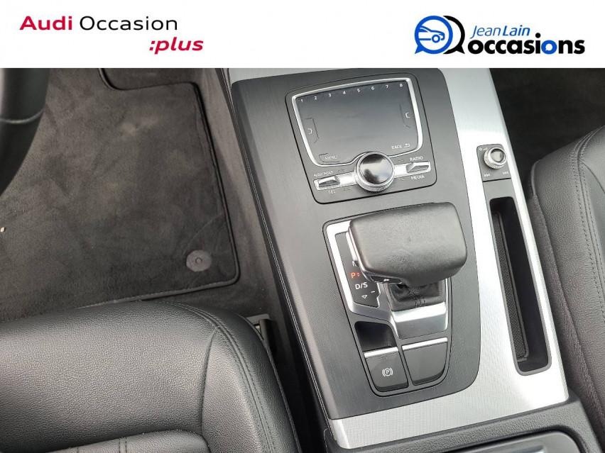 AUDI Q5 Q5 2.0 TDI 190 S tronic 7 Quattro Design Luxe 15/01/2018                                                      en vente à Cessy - Image n°13