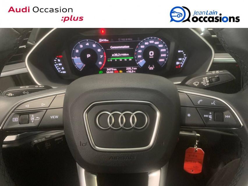 AUDI Q3 Q3 35 TDI 150 ch S tronic 7 15/10/2020                                                      en vente à Seynod - Image n°12