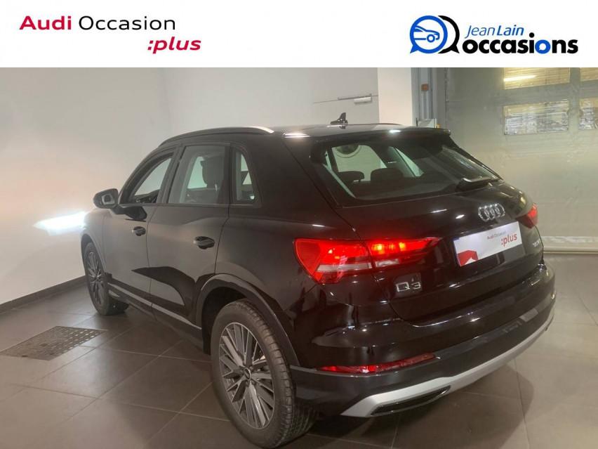 AUDI Q3 Q3 35 TDI 150 ch S tronic 7 15/10/2020                                                      en vente à Seynod - Image n°7