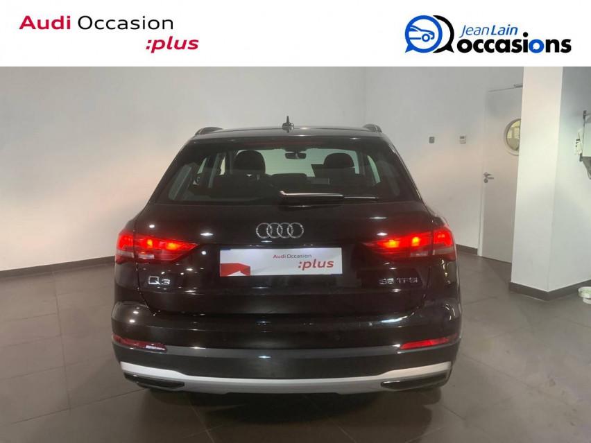 AUDI Q3 Q3 35 TDI 150 ch S tronic 7 15/10/2020                                                      en vente à Seynod - Image n°6