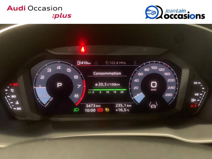 AUDI Q3 Q3 35 TDI 150 ch S tronic 7 15/10/2020                                                      en vente à Seynod - Image n°15