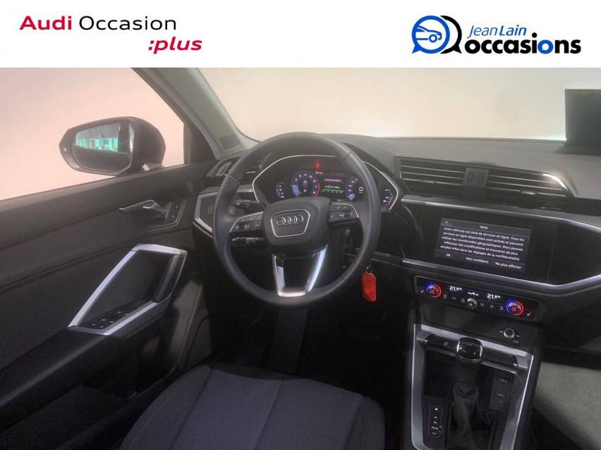 AUDI Q3 Q3 35 TDI 150 ch S tronic 7 15/10/2020                                                      en vente à Seynod - Image n°11