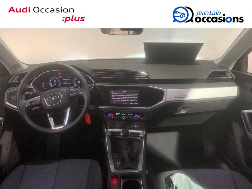 AUDI Q3 Q3 35 TDI 150 ch S tronic 7 15/10/2020                                                      en vente à Seynod - Image n°18