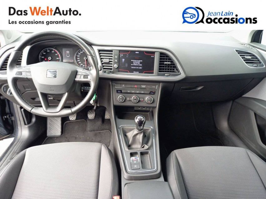 SEAT LEON Leon 1.0 TSI 115 Start/Stop BVM6 Style 11/06/2020                                                      en vente à Ville-la-Grand - Image n°18