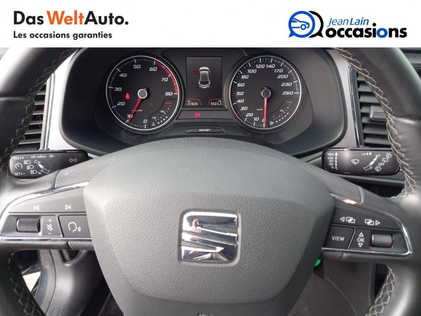 SEAT LEON Leon 1.0 TSI 115 Start/Stop BVM6 Style 11/06/2020                                                      en vente à Ville-la-Grand - Image n°12