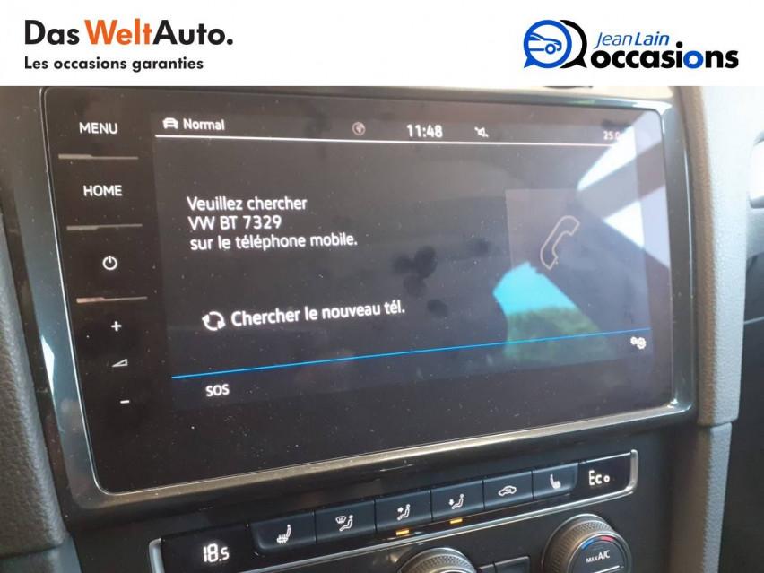 VOLKSWAGEN E-GOLF E-Golf 136 Electrique 28/06/2019                                                      en vente à Voiron - Image n°16