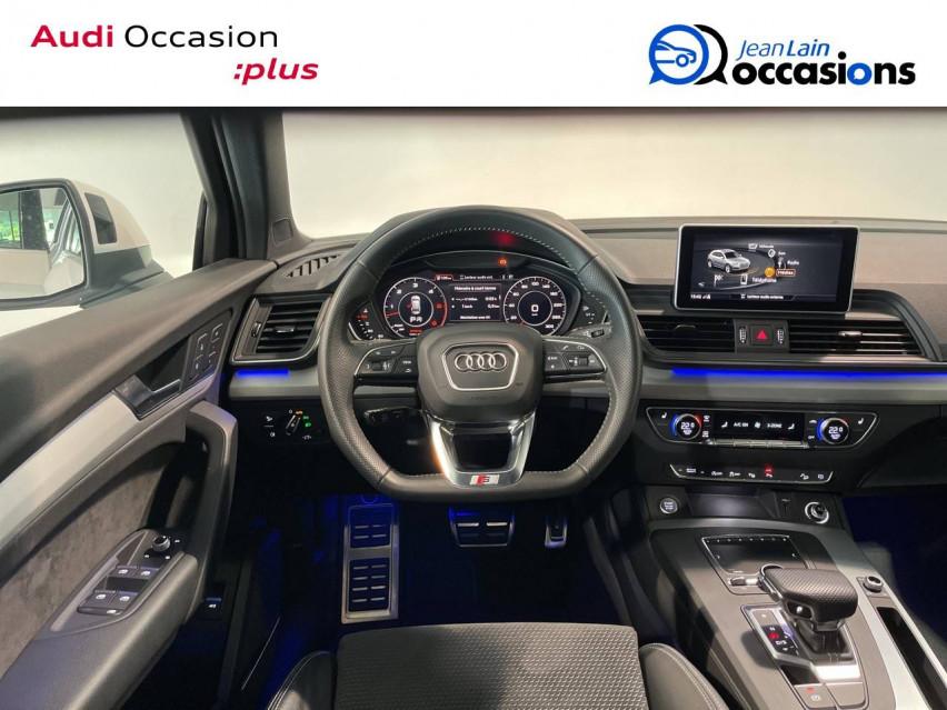 AUDI Q5 Q5 45 TDI 231 Tiptronic 8 Quattro S line 26/09/2020                                                      en vente à Seynod - Image n°11