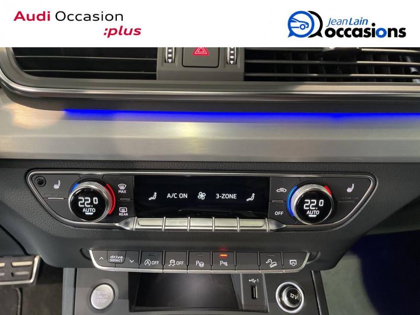 AUDI Q5 Q5 45 TDI 231 Tiptronic 8 Quattro S line 26/09/2020                                                      en vente à Seynod - Image n°14