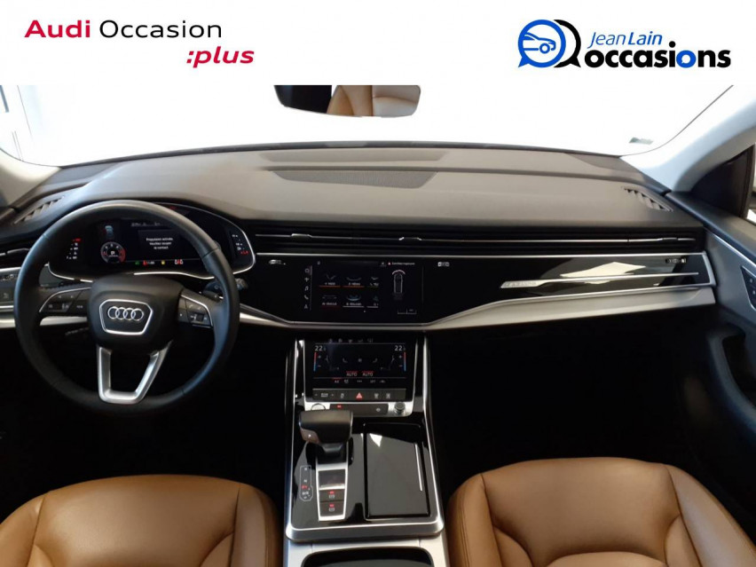 AUDI Q8 Q8 50 TDI 286 Tiptronic 8 Quattro 30/04/2019                                                      en vente à Seynod - Image n°18