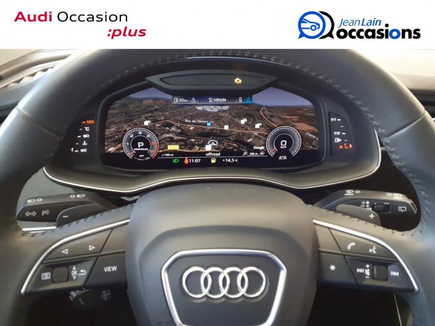 AUDI Q8 Q8 50 TDI 286 Tiptronic 8 Quattro 30/04/2019                                                      en vente à Seynod - Image n°12