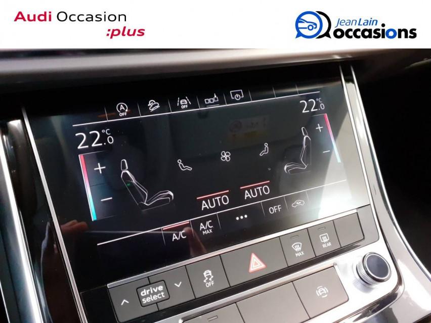 AUDI Q8 Q8 50 TDI 286 Tiptronic 8 Quattro 30/04/2019                                                      en vente à Seynod - Image n°14