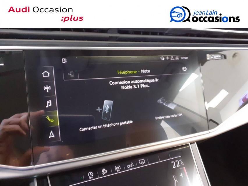 AUDI Q8 Q8 50 TDI 286 Tiptronic 8 Quattro 30/04/2019                                                      en vente à Seynod - Image n°15