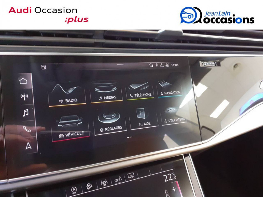 AUDI Q8 Q8 50 TDI 286 Tiptronic 8 Quattro 30/04/2019                                                      en vente à Seynod - Image n°16