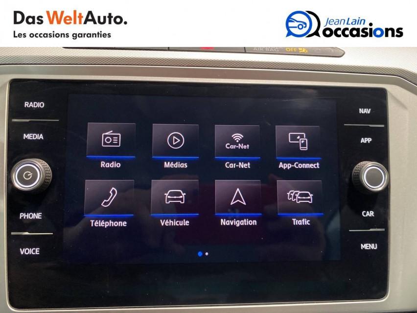 VOLKSWAGEN PASSAT Passat 1.6 TDI 120 BMT Connect 23/05/2018                                                      en vente à Seynod - Image n°16
