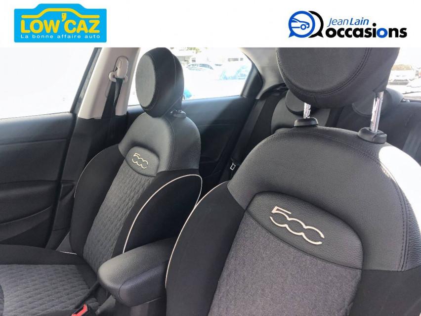 FIAT 500X MY19 500X 1.6 Multijet 120 ch City Cross 23/11/2018                                                      en vente à La Ravoire - Image n°12