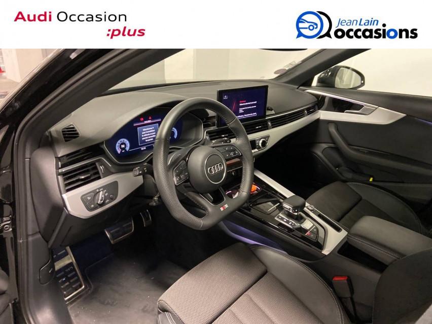 AUDI A4 AVANT A4 Avant 35 TFSI 150 S tronic 7 S line 19/09/2020                                                      en vente à Cessy - Image n°11