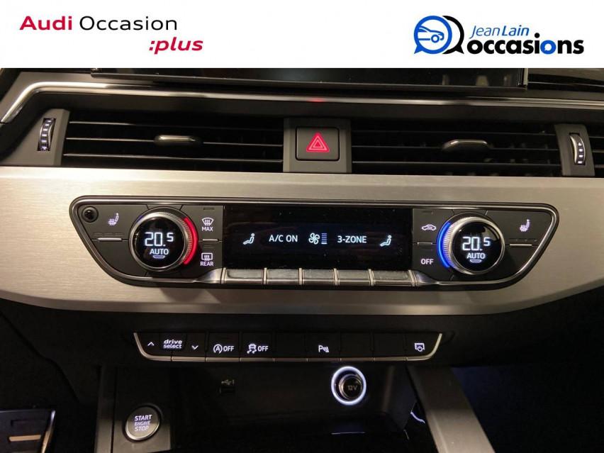 AUDI A4 AVANT A4 Avant 35 TFSI 150 S tronic 7 S line 19/09/2020                                                      en vente à Cessy - Image n°14