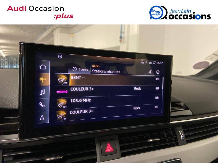 AUDI A4 AVANT A4 Avant 35 TFSI 150 S tronic 7 S line 19/09/2020                                                      en vente à Cessy - Image n°16