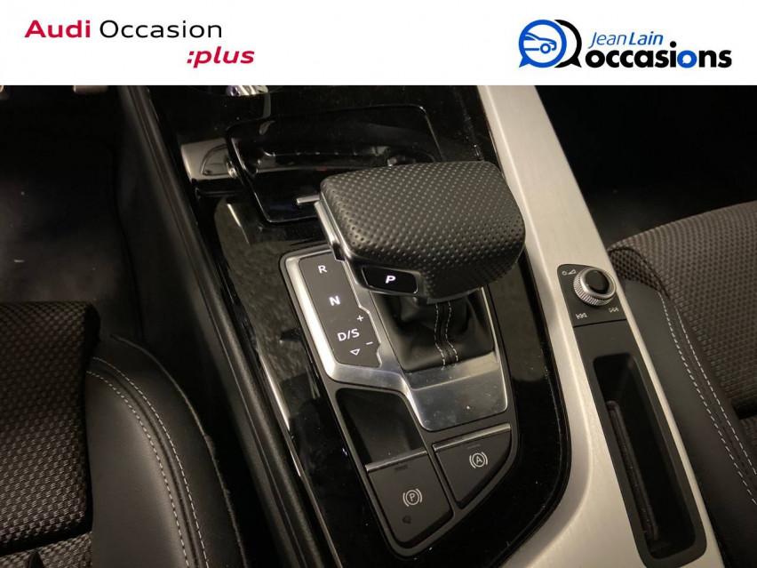 AUDI A4 AVANT A4 Avant 35 TFSI 150 S tronic 7 S line 19/09/2020                                                      en vente à Cessy - Image n°13