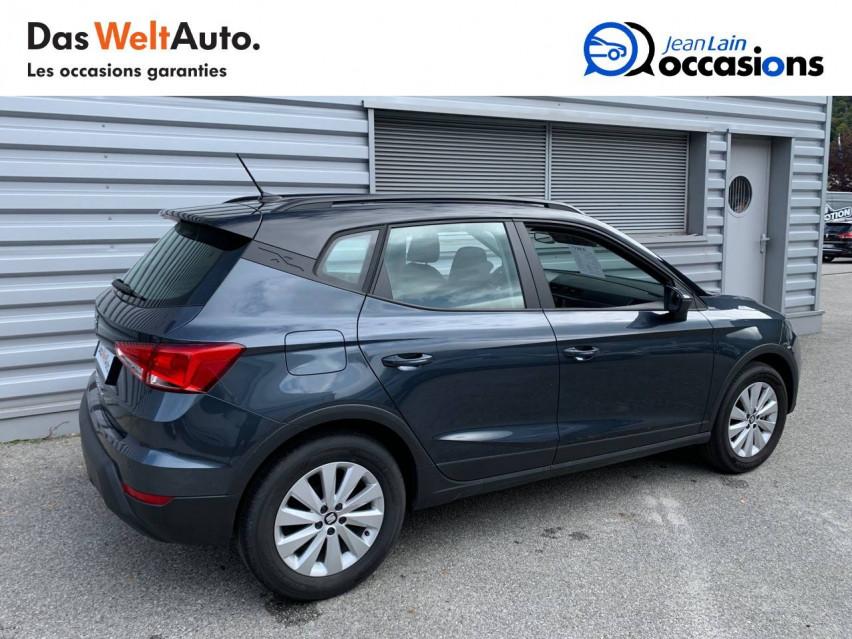 SEAT ARONA Arona 1.0 EcoTSI 95 ch Start/Stop BVM5 Xcellence 28/10/2019                                                      en vente à Sallanches - Image n°5
