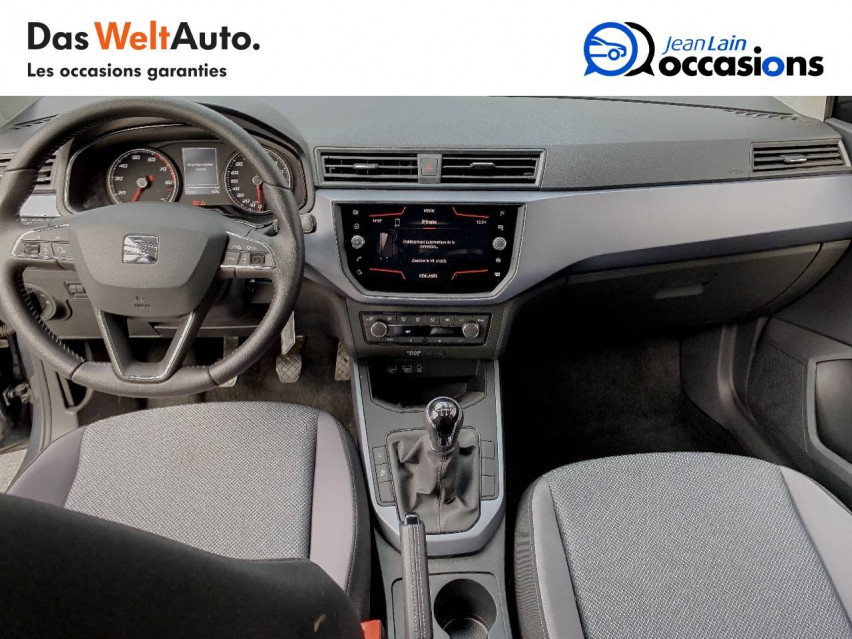 SEAT ARONA Arona 1.0 EcoTSI 95 ch Start/Stop BVM5 Xcellence 28/10/2019                                                      en vente à Sallanches - Image n°18