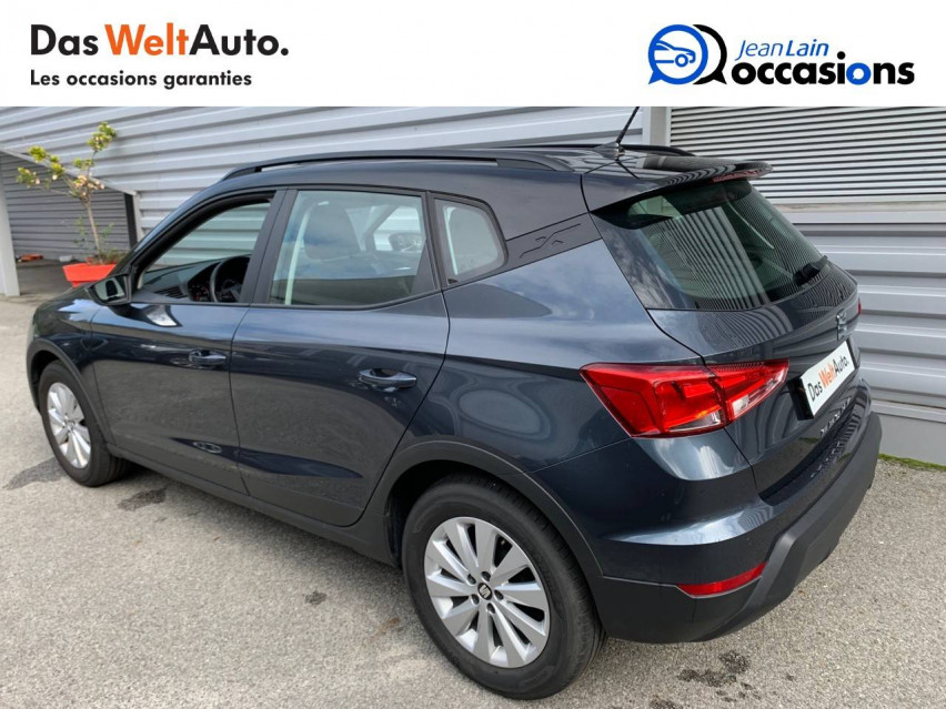 SEAT ARONA Arona 1.0 EcoTSI 95 ch Start/Stop BVM5 Xcellence 28/10/2019                                                      en vente à Sallanches - Image n°7