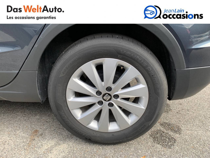 SEAT ARONA Arona 1.0 EcoTSI 95 ch Start/Stop BVM5 Xcellence 28/10/2019                                                      en vente à Sallanches - Image n°9