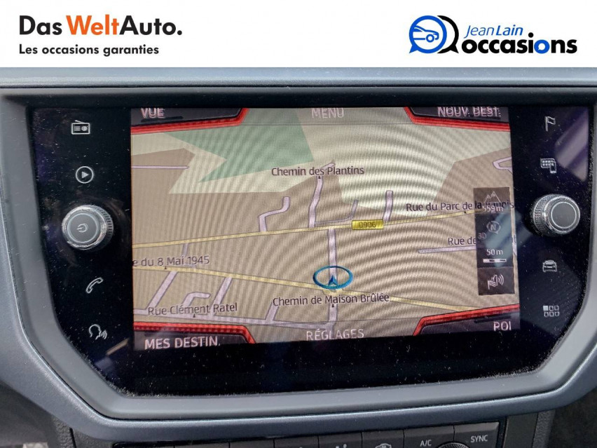SEAT ARONA Arona 1.0 EcoTSI 95 ch Start/Stop BVM5 Xcellence 28/10/2019                                                      en vente à Sallanches - Image n°15