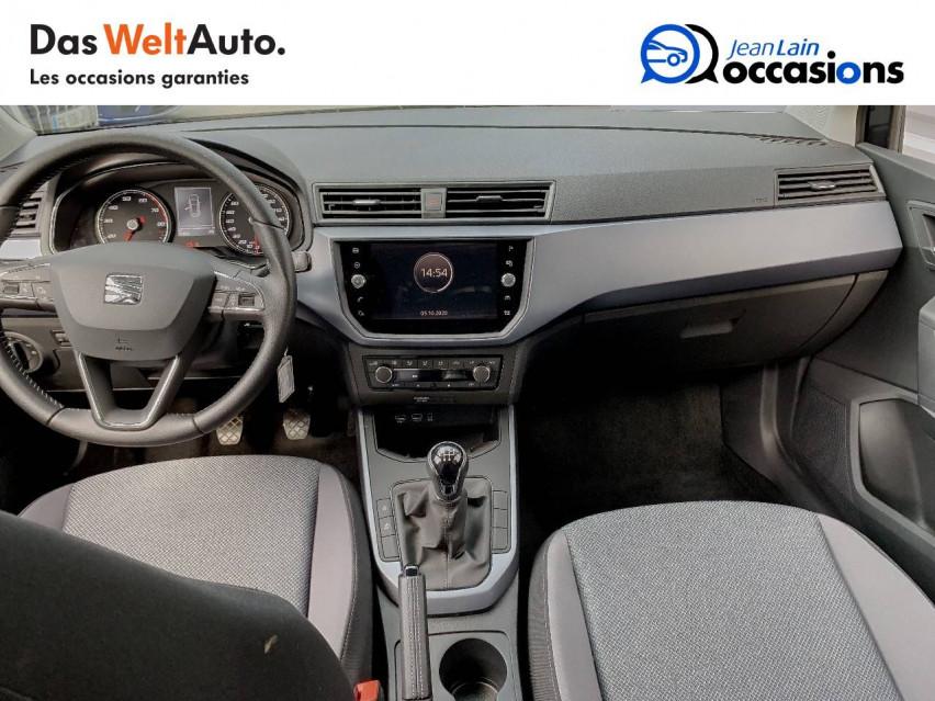 SEAT ARONA Arona 1.0 EcoTSI 95 ch Start/Stop BVM5 Xcellence 28/10/2019                                                      en vente à Sallanches - Image n°11