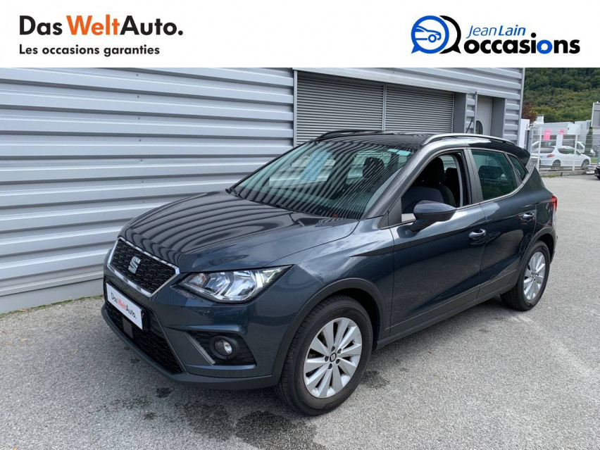 SEAT ARONA Arona 1.0 EcoTSI 95 ch Start/Stop BVM5 Xcellence 28/10/2019                                                      en vente à Sallanches - Image n°1