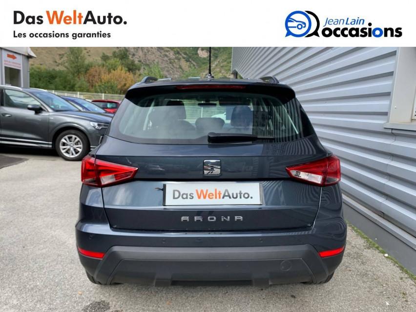 SEAT ARONA Arona 1.0 EcoTSI 95 ch Start/Stop BVM5 Xcellence 28/10/2019                                                      en vente à Sallanches - Image n°6