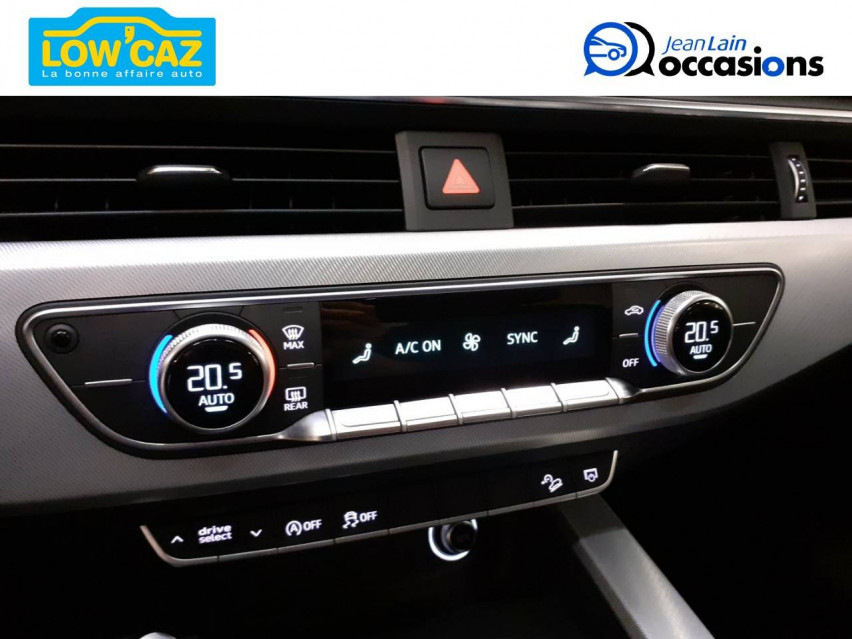 AUDI A4 ALLROAD QUATTRO A4 Allroad Quattro 2.0 TDI 190 DPF S Tronic 7 Design 26/05/2017                                                      en vente à Sassenage - Image n°14