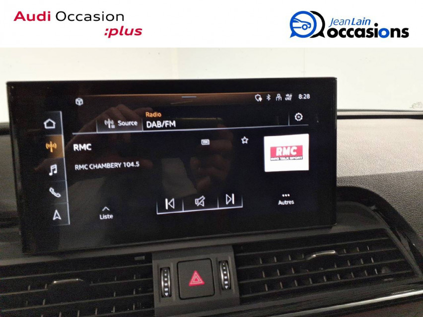 AUDI Q5 Q5 40 TDI 204 S tronic 7 Quattro Avus 29/01/2021                                                      en vente à La Motte-Servolex - Image n°15