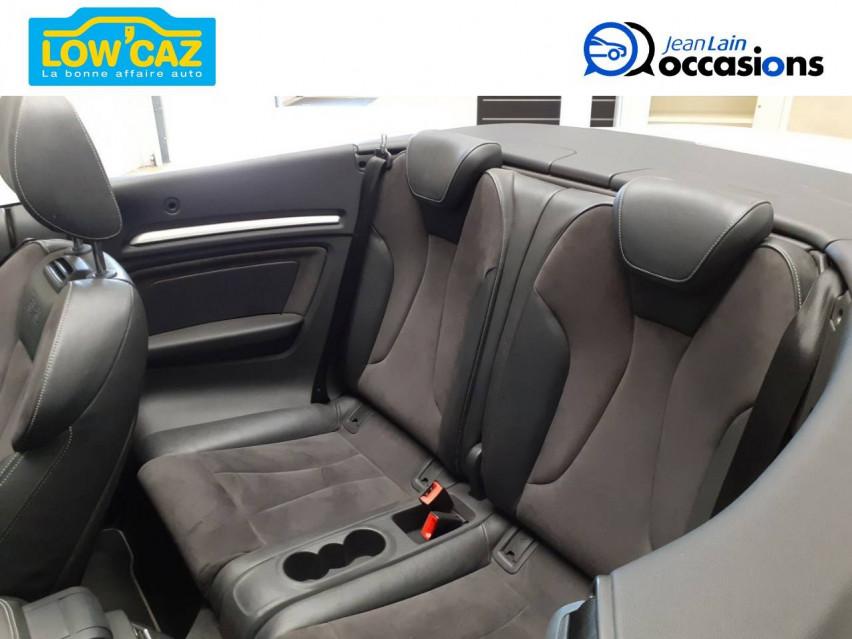 AUDI S3 CABRIOLET S3 Cabriolet 2.0 TFSI 300 Quattro S-Tronic 6 20/02/2015                                                      en vente à La Ravoire - Image n°17